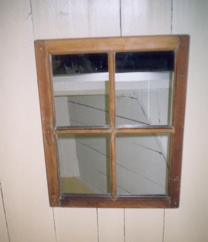 Spegelfönster
